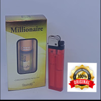 MILLIONAIRE BY SURRATI KEMASAN ROLL ON 6ML HARGA SATUAN ( ORIGINAL )