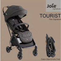 Stroller Joie Tourist Flex Signature Auto Fold / Kereta Dorong Bayi
