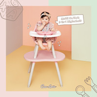 Cocolatte Multi Switch 3 - in - 1 HighChair