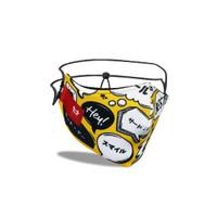 Third Day AMB51 Masker Headloop 2+1ply instacool best yellow