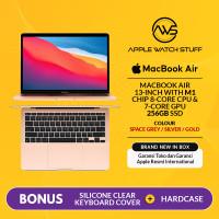 New MacBook Air 2020 13 inch M1 Chip 8 Core CPU/ 7 Core GPU/ 256GB SSD - Space Grey
