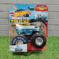 Hot Wheels Monster Trucks 1:64 Lot K Original Mattel Hotwheels Diecast - VW Dragbus