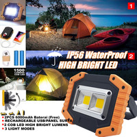 LAMPU MULTIFUNGSI Multifunctional Working Lamp LAMPU CAMPING EMERGENCY - W840