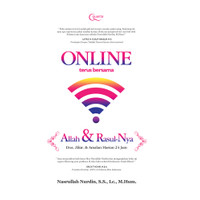 Online Terus Bersama Allah dan Rasul-Nya; Doa, Zikir, dan Amalan Haria