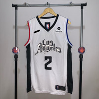 Jersey Basket Swingman NBA Los Angeles Clippers Kawhi Leonard city