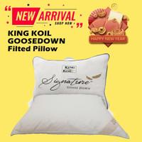 Bantal Bulu Angsa - Bantal King Koil - Goosedown - KING KOIL