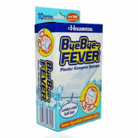 Bye bye fever baby box isi 10 lembar