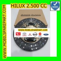 CLUTCH DISC PLAT KAMPAS KOPLING HILUX SOLAR DIESEL FORTUNER 2.5 2500 C