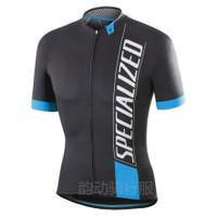 Baju Jersey Cycling Sepeda SPECIALIZED Import - Biru, XL