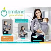 Gendongan bayi samping Omiland Panda series - OBG 2311