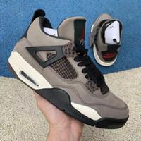 Sepatu Nike Air Jordan 4 Retro X Travis Scott