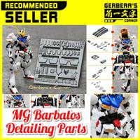MG Barbatos Detailing Parts Custom Part Gundam Plastic Plate Pla Beam