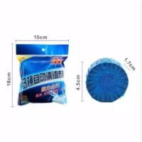 Toilet Cleaner Biru Tablet Biru Penyegar Kloset Toilet Pembersih