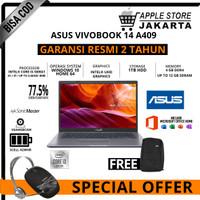 Laptop ASUS Core i3-1005G1 Gen 10 A409JA-BV311T RAM 4GB HDD 1TB 14 HD