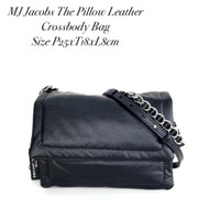 Mj The Pillow Leather Crossbody 2