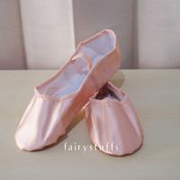 ORIGINAL Sepatu Balet Ballerina Chandra Satin