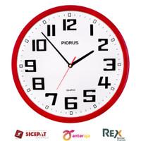 Jam Dinding 40 cm Angka Besar - Anteraja SiCepat REX