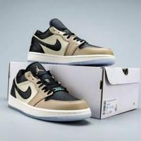 Sepatu Nike Air Jordan OG 1 LOW Brown FSL