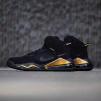 Nike Air Jordan 270 Mars Black Gold Perfect Kick Original