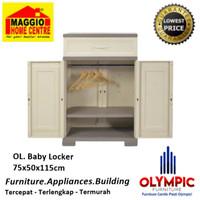 Lemari Baju Bayi - Lemari Baby - Baby Locker - Olymplast