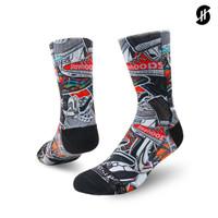 Stayhoops - Kaos Kaki Fashion - SNKRS Fullprint Sock