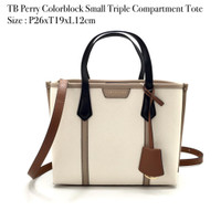 Tb Perry Colorblock Small Triple