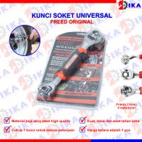 Tiger Wrench Kunci Pas 48 in 1 Universal Wrench freed