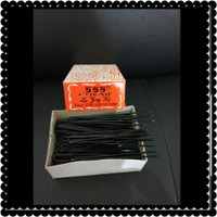 JEPIT HAIRPIN PENTOL 555 JEPIT SANGGUL PANJANG 8 CM ISI 60 PCS