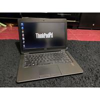 Laptop Dell Latitude E7250 Core i7 5600u Ram 8gb SSD Mulus