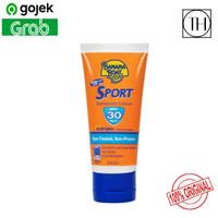 SUNBLOCK BANANA BOAT SPORT SPF UVB 30 PA++ ( 90 ml ) 100% ORIGINAL