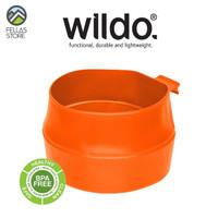 Wildo Fold a Cup - Orange , Olive , Light Blue
