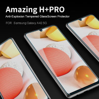 Tempered Glass CP+ PRO Nillkin Full Glue Cover Samsung Galaxy A42 5G