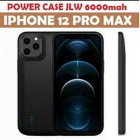 POWERCASE IPHONE 12 PRO MAX JLW 6000 MAH POWER BANK CASE POWERBANK IPH