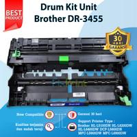 Drum Kit Unit DR3455 DR-3455 TN3448 Compatible Brother HL-L6200DW