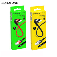 Kabel Data BOROFONE /Charger Fast Charging Tipe BX 34 ANDROID TYPE C