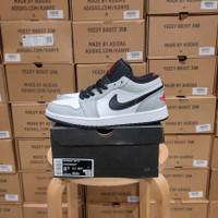 Nike Air Jordan 1 Low Light Smoke Grey BNIB MATERIAL ORIGINAL - 40