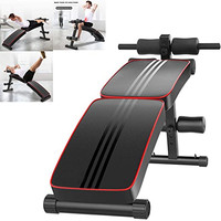 TMT Kursi Alat Fitness Gym Bench Press Abdominal Muscle Sit Up Roller