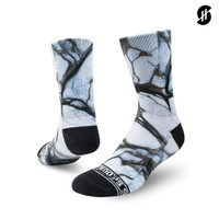 Stayhoops - Kaos Kaki Fashion - CRATER Fullprint Sock