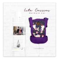 Cuddle Me Gendongan SSC Anak Bayi Toddler Lite Carrier Babywearing Kua