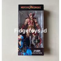 McFarlane Toys Mortal Kombat Spawn Blood Feud Hunter Skin - Hot 2020