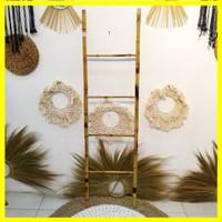 Tangga Hiasan / Bambbo Ladder Craft / Tangga dekorasi