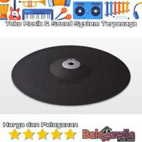 TCymbal Yamaha PCY 135 PCY135 Cymbal Drum Elektrik 3 Zone Dtx