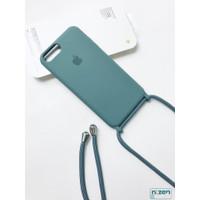PREMIUM LANYARD CASE IPHONE 7 8 PLUS X XR XS 11 PRO MAX SE20 BNIB - IP7 8 SE20, Black