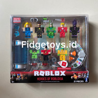 Roblox Action Collection - Heroes of Robloxia Playset