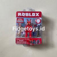 Roblox Core Figure : Booga Booga Fire ant