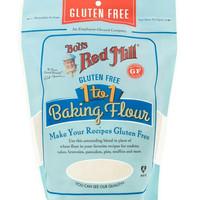 Bob's Red Mill Gluten Free 1 to 1 Baking Flour 624gr