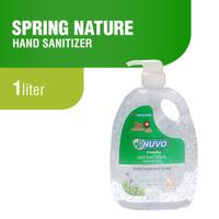 Nuvo Hand Sanitizer Spring Nature 1000 ml