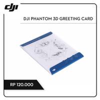 DJI Phantom 3D Greeting Card