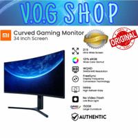 Xiaomi Monitor Gaming Curved 34 Inch 144Hz