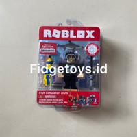 Roblox Core Figure : Fish Simulator Diver